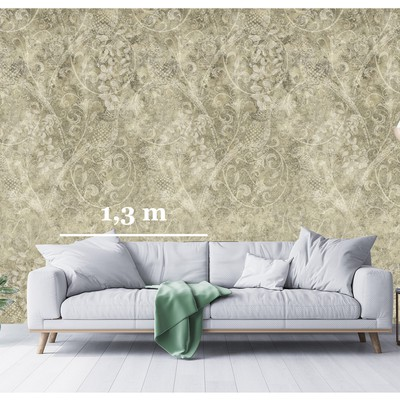 Distressed Wallpaperpattern