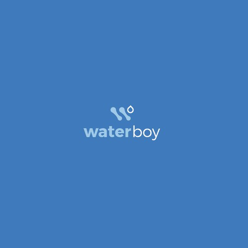 Filter logo with the title 'Waterboy'