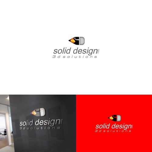 Solution brand with the title 'SolidDesign.com'