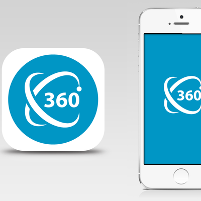 360 Support Icon