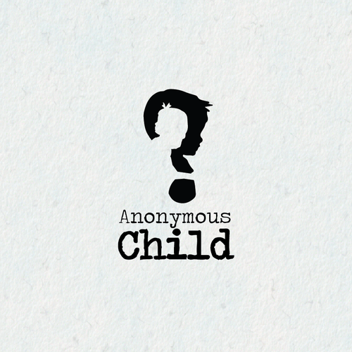 Story logo with the title 'Anonymous Child'
