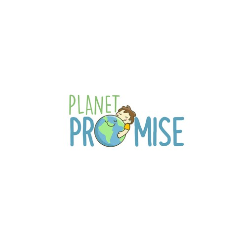 Eco design with the title 'Planet Promise'