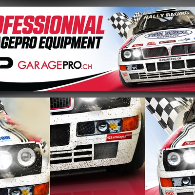 Professional garagepro Equipment