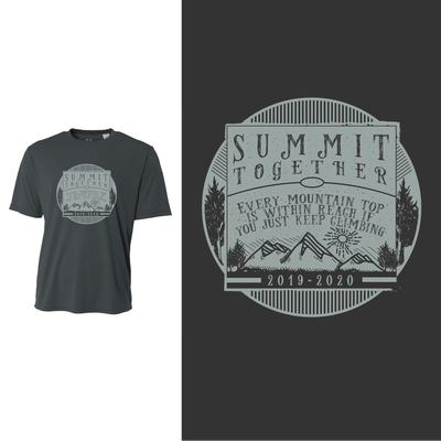 Vintage design for SUMMIT TOGETHER