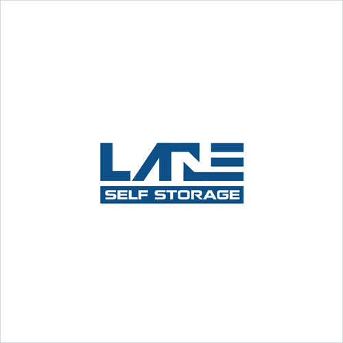 Warehouse logo with the title 'LANE SELF STORAGE'