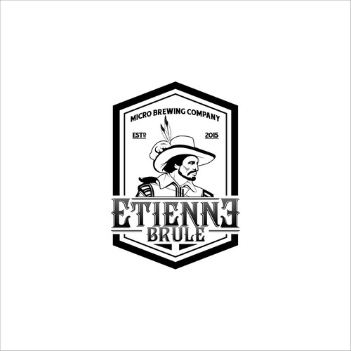PNG design with the title 'logo concept brewing'