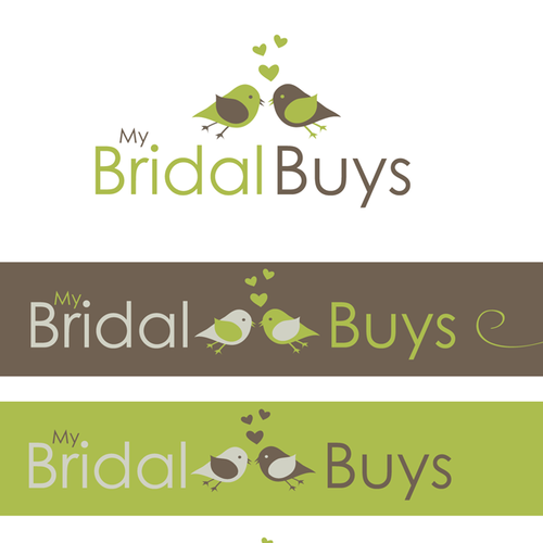 Lovely design with the title 'Create the next logo for MyBridalBuys'