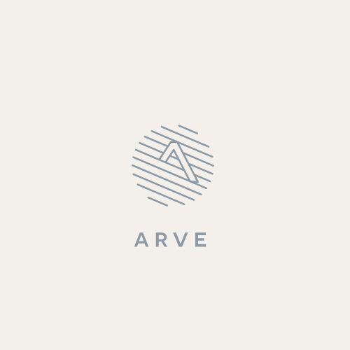 Personal logo with the title 'Hip for cosmetic products from the Swiss mountains'
