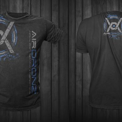 AirDronz t-shirt