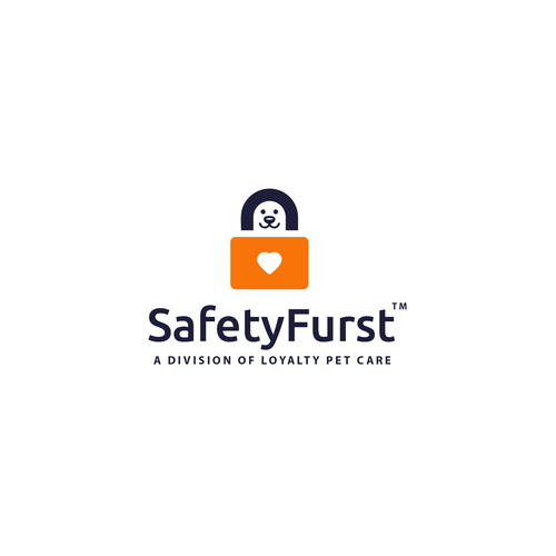 Safety logo with the title 'safetyfurst'