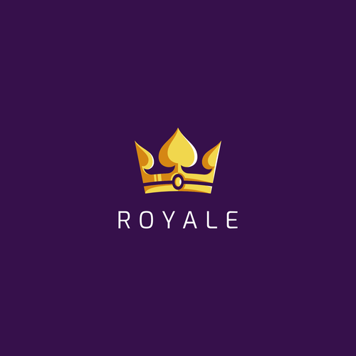Spades design with the title 'ROYALE'