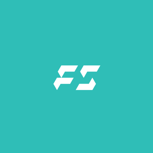 Sports brand with the title 'Modern logo redesign'