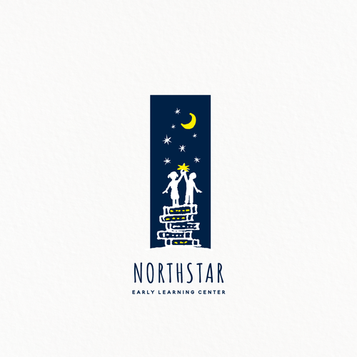 Child brand with the title 'northstar logo'