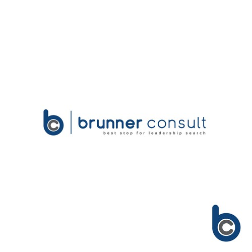 Consulting logo with the title 'Consult Logo'