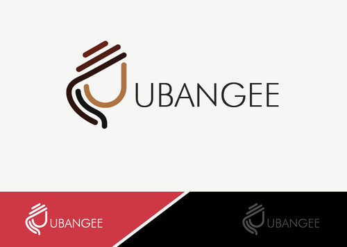"Costume design with the title 'create a brand logo for ""Ubangee""'"