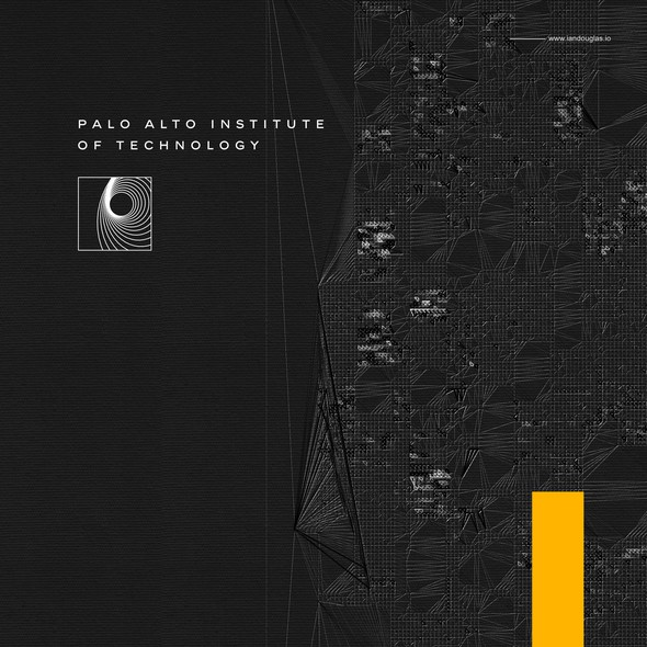 Science design with the title 'Mark for Palo Alto Institute of Technology'
