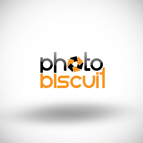 Biscuit logo with the title 'Logo for a product/service that creates extraordinary memories from ordinary photos'