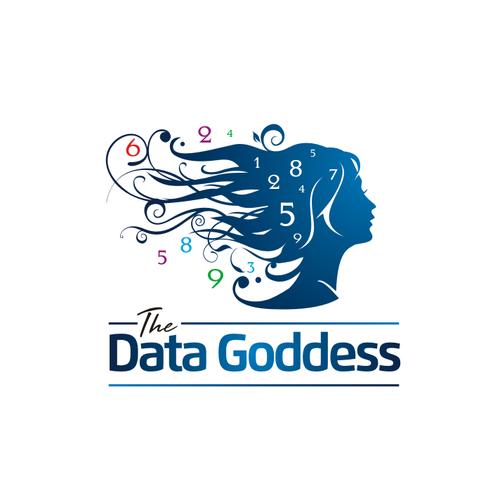 Goddess design with the title 'Goddess Logo'