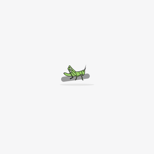 Grasshopper logo with the title 'grasshopper'
