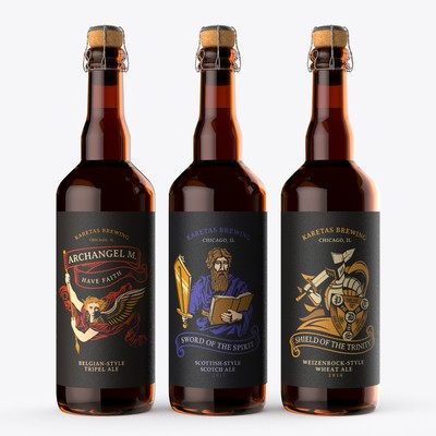 3rd label for high-end craft brewery