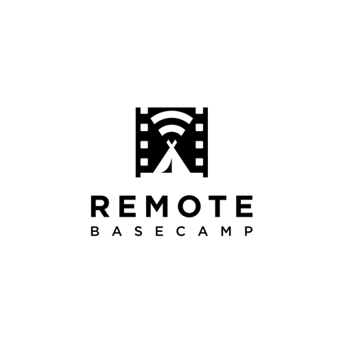 Remote design with the title 'Remote Basecamp'