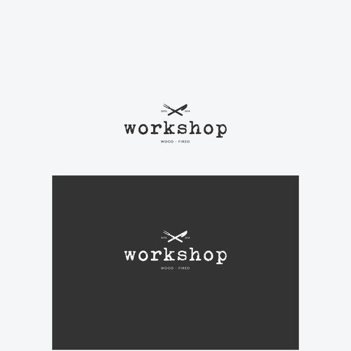 Workshop logo with the title 'workshop'