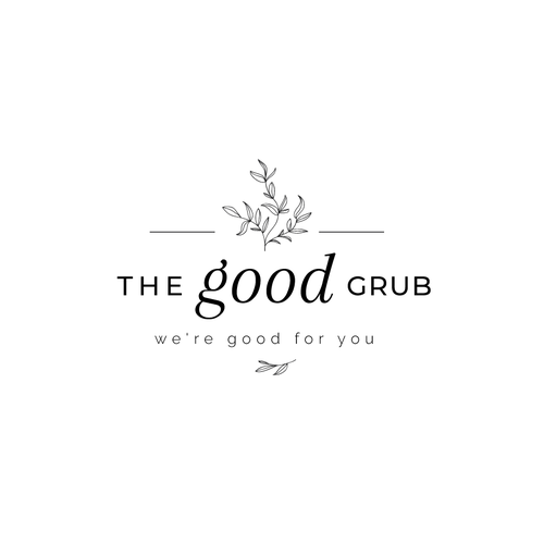 Meal logo with the title 'Logo design for a company which provides quick plant based meals'