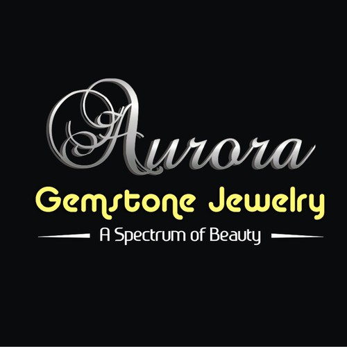 Gem logo with the title 'Logo Design for a Jewelry Store'