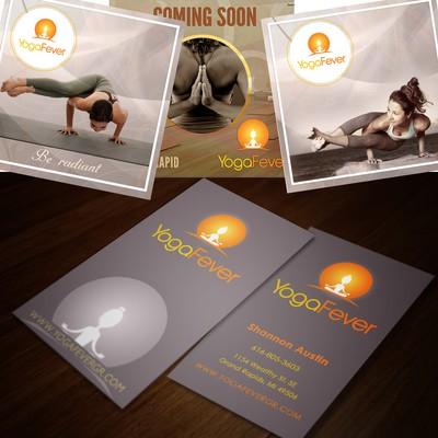 Branding YogaFever