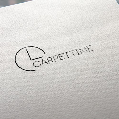 Conceptual brand with the title 'logo'