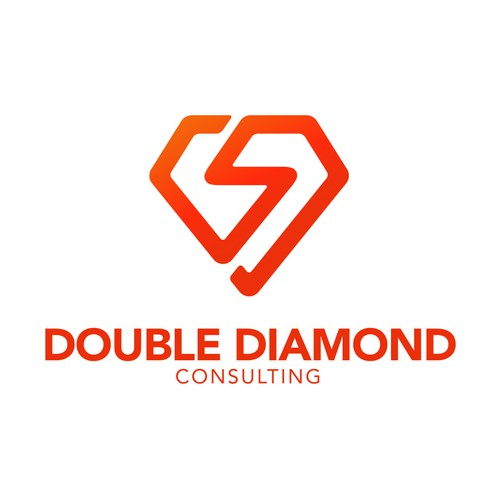 Shape brand with the title 'Double Diamond'