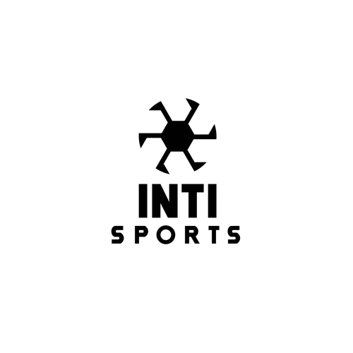 Soccer ball logo with the title 'Inti Sports'