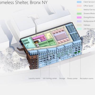 Homeless Center Bronx, NY