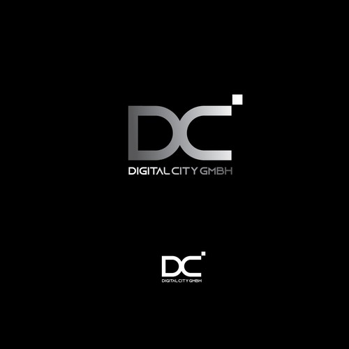 City brand with the title 'Digital City GmbH'