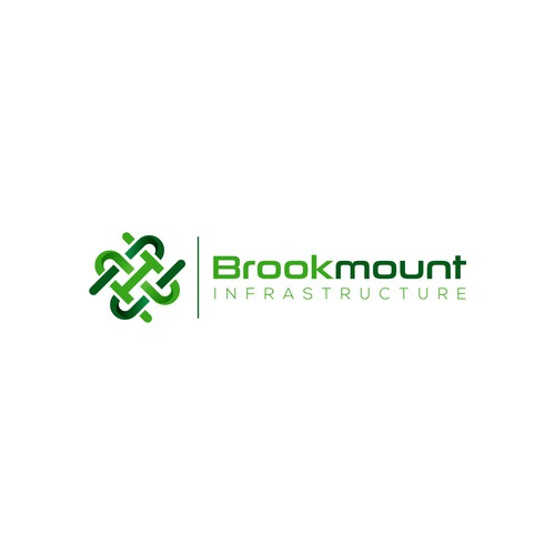 Infrastructure logo with the title 'BROOKMOUNT'