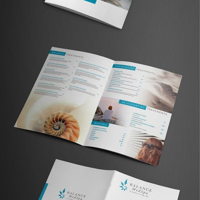 Elegant Brochure Design