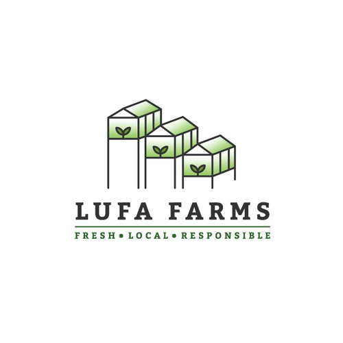 Farm logo with the title '.'