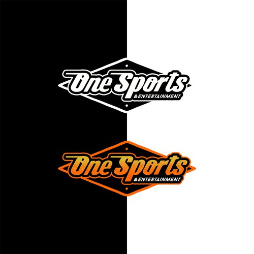 Sports brand with the title 'One Sports & Entertainment'