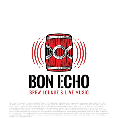 Cell logo with the title 'Bon Echo'