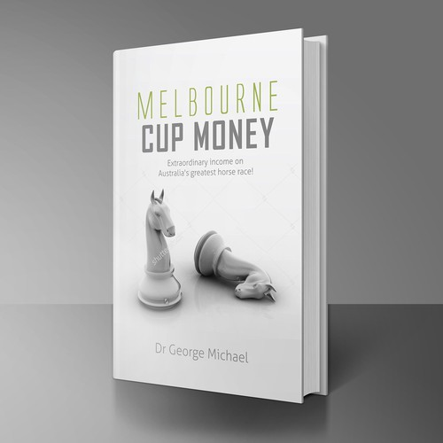 Book Cover Design Melbourne ~ A simple but outstanding ebook cover logo for melbourne
