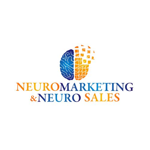 logo for neuro marketing amp neuro sales logo design contest