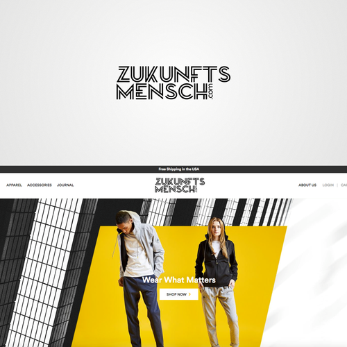 Runner-up design by morry™