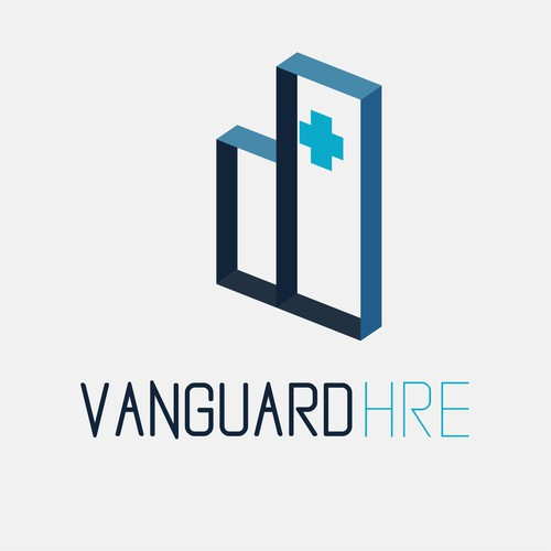 Vanguard HRE needs a crisp and concise logo to launch our