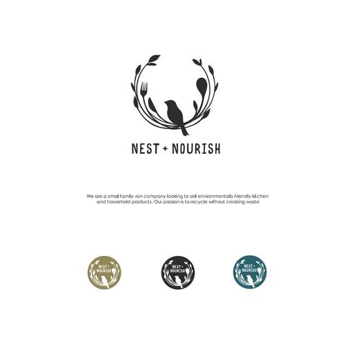 Runner-up design by SanDzine