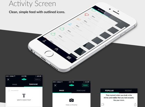 app design in  - 7