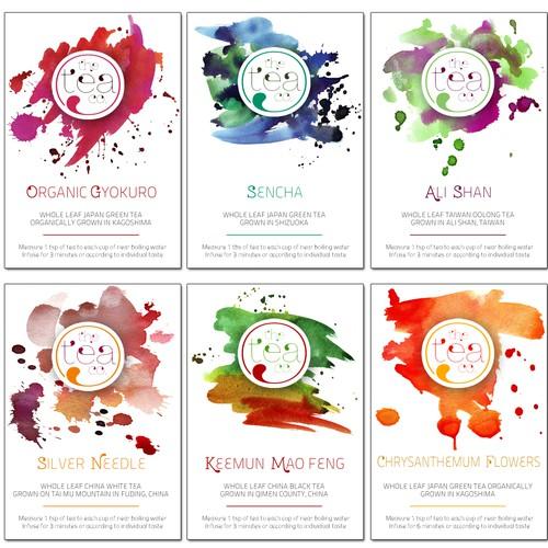 Ontwerp van finalist AP Creative Design