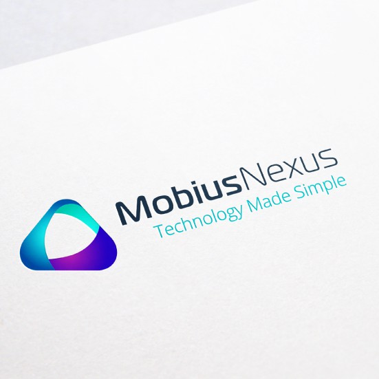 Mobiusnexus technology brand new logo and new website for Logo sito web