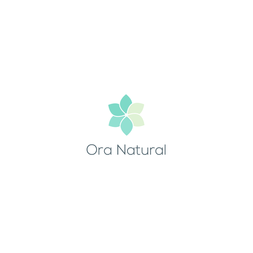 Create an attractive logo for a natural cosmetics/beauty