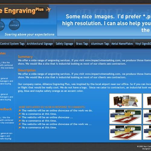 Ontwerp van finalist simpledesign