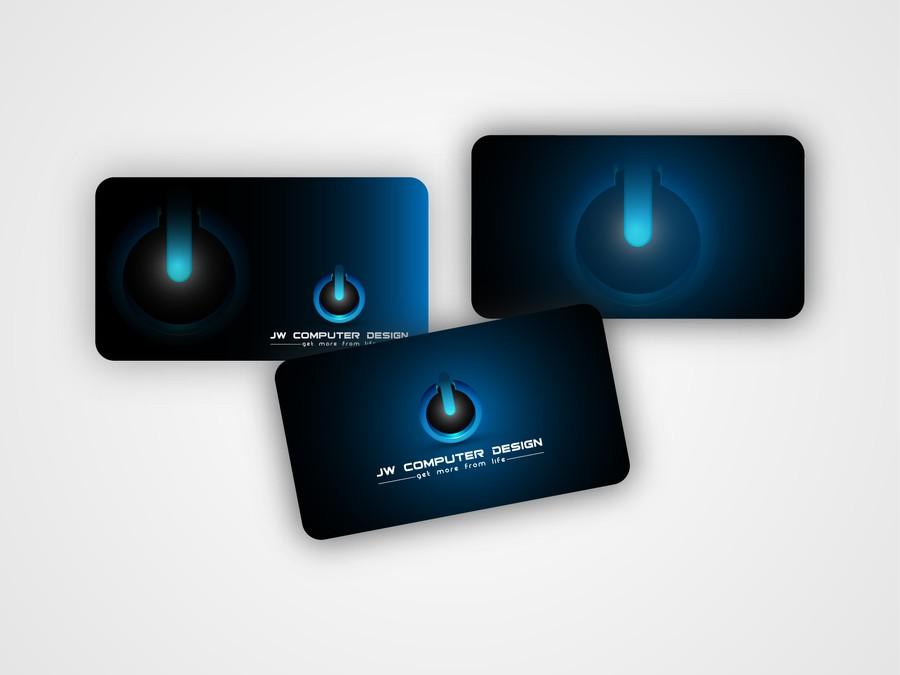 JW Computer Design, LLC needs a new logo and business card | Logo ...